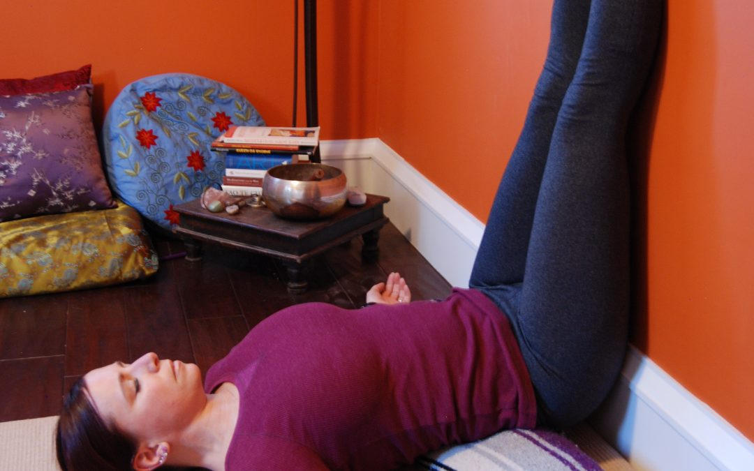 Yoga, Fertility and the Stress Response